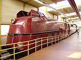 Duitse stroomlijnlocomotief BR 05, 1935