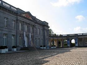 Le château (1763-1768)