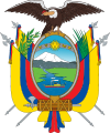 Wappen Ecuadors