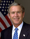 George W. Bush, forty-third President of the United States