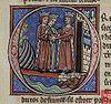 Richard I and Joan greeting Philip Augustus.jpg