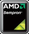 Sempron logo as of 2007