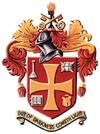 伍爾弗漢普頓Wolverhampton(英文)官方標誌