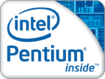 Pentium Dual-Core logo as of 2009