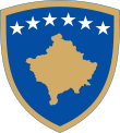 Wappen des Kosovo