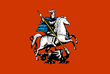 Moskva – vlajka