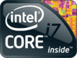 Intel Core i7 Extreme Edition logo as of 2009