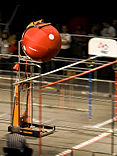 Team 100's 2008 FRC robot.