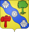 Arms of Saint-Riquier-en-Rivière