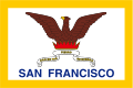 Flagge von San Francisco