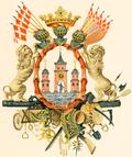 Wappen von København