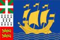 Flag of Saint-Pierre and Miquelon