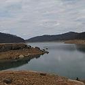 Thumbnail image of Tygart Lake in winter