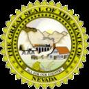 Pečeť amerického státu Nevada