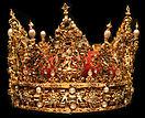 Kong Kristian IVs krone