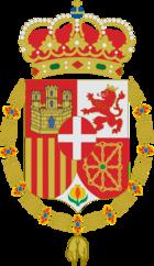 Znak špan. krále Amadea I.