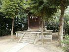 多摩市桜ヶ丘上的金比羅宮