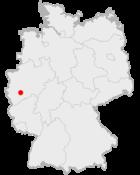 科隆在德国内的位置图