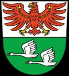 Wappen des Landkreises Oberhavel