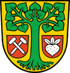 Wappen der Gemeinde Rdersdorf bei Berlin