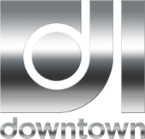 Logo of Downtown Records
