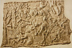 088 Conrad Cichorius, Die Reliefs der Traianssäule, Tafel LXXXVIII.jpg