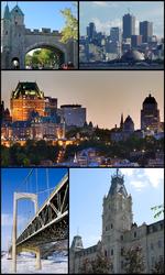 Québec – Veduta