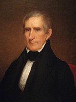 威廉·亨利·哈里森,第九任美国总统。