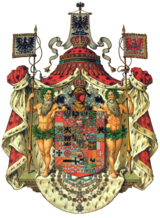 Velká znak pruské královské rodiny