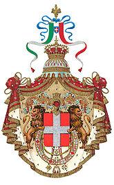 Znak Italského království