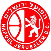 הפועל 'מגדל' ירושליםHapoel Jerusalem Basketball Club logo