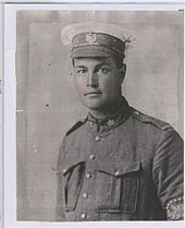 Private Joseph Pappin, 130 Battalion, Canadian Expeditionary Force.