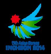 Official emblem of 2014 Asian Games