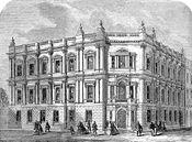 Metropolitan Board of Works in Spring Gardens 1860 ILN.jpg