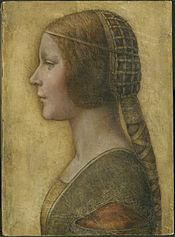 Profile of a Young Fiancee - da Vinci.jpg