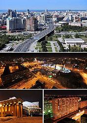 Novosibirsk – Veduta