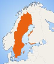瑞典语使用范围