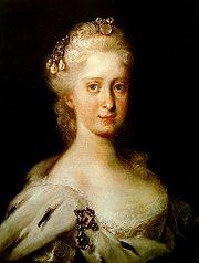 Marie Josefa Habsburská, 1720