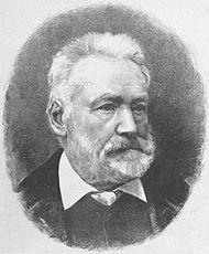 Portrét Victora Huga od Jana Vilímka