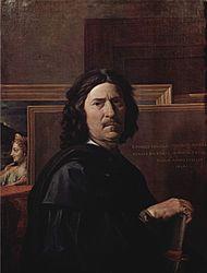 Autoportrét II, 1649/1650