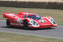 Porsche 917K n°23 de 1970