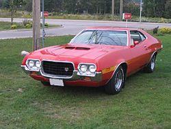 1972 Ford Gran Torino Sport SportsRoof