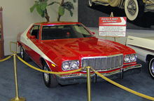1974 Ford Gran Torino from Starsky & Hutch