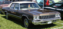 1974 Plymouth Fury sedan