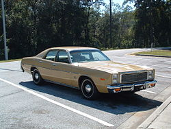 1978 Plymouth Fury sedan