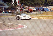 Porsche 962C n°1 de 1986