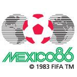 Il logo di Messico'86