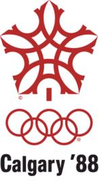 1988年冬季奧運會會徽