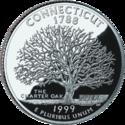 Quarter of Connecticut