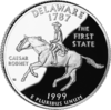 Quarter of Delaware